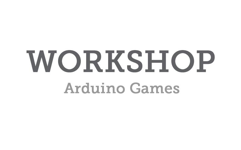 workshop-arduino-games