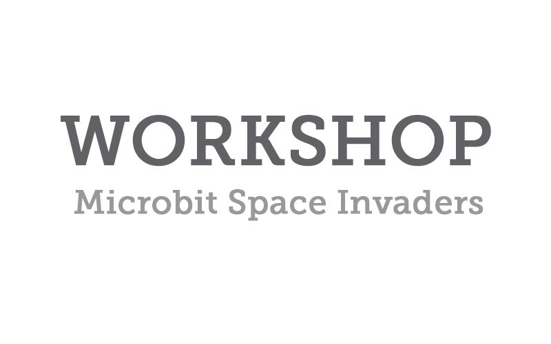 workshop-microbit-space-invaders